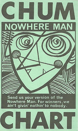 Nowhere man single