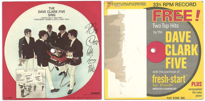 The Capitol 6000 website - Across Canada with The Dave Clark Five