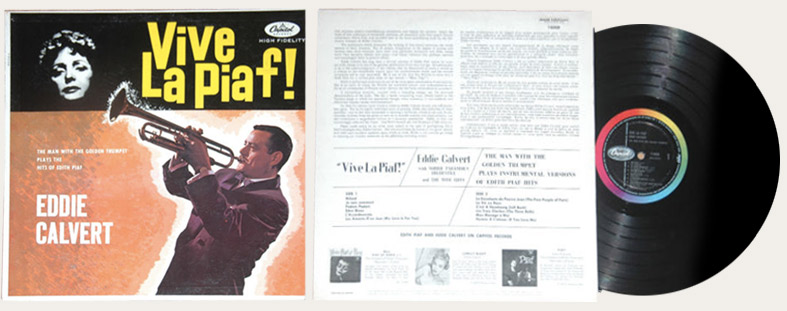 Eddie Calvert Vive La Piaf!