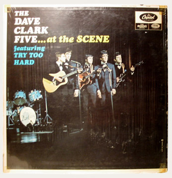 Dave Clark Five At The Scene Canadian LP