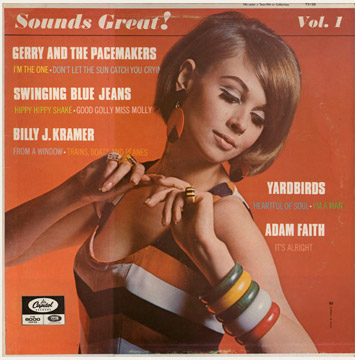 Sounds Great Volume 1 Canadian LP