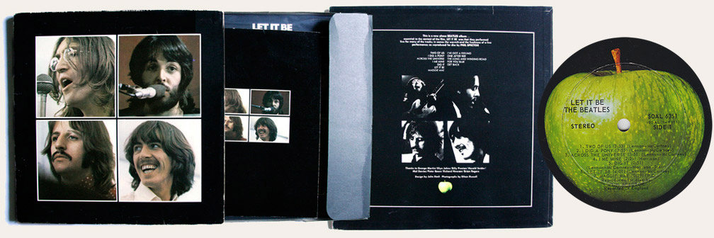 Let it Be Box Set