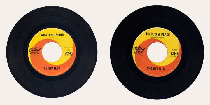 Twist And Shout 45