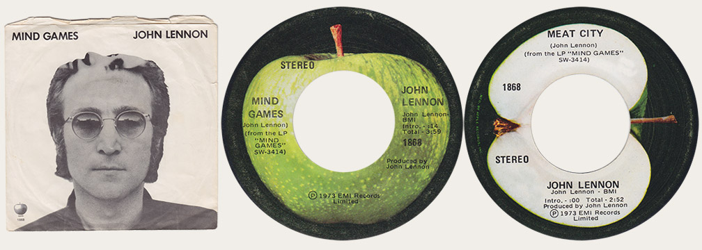 Mind Games Canadian Apple 45