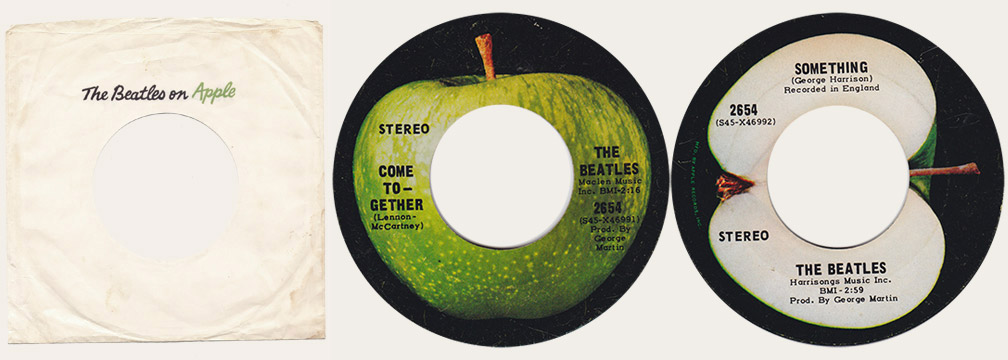 Come TOgether Mistake Canadian Apple 45