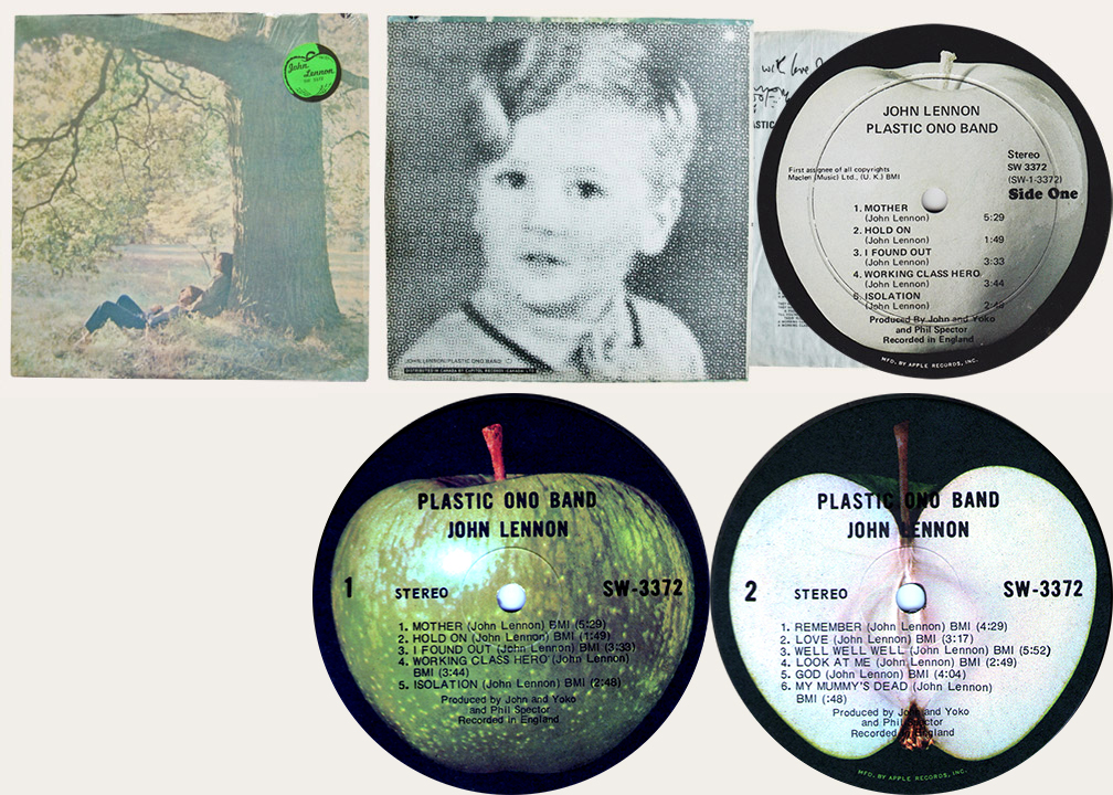 The Capitol 6000 Website - The Apple Records Of Canada - 33 RPM Albums ...