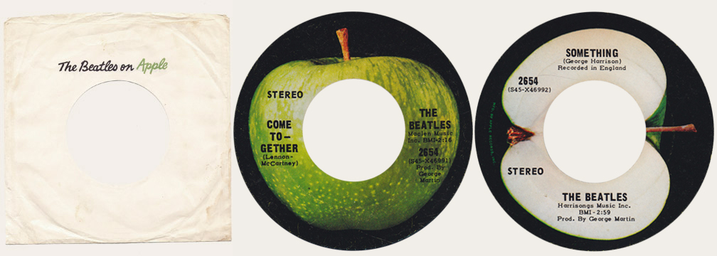 Come Together 45 rpm