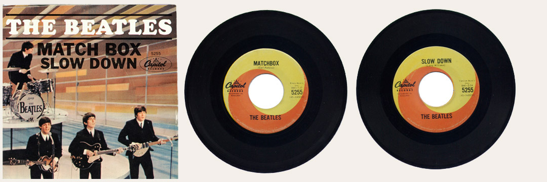 matchbox 45 rpm