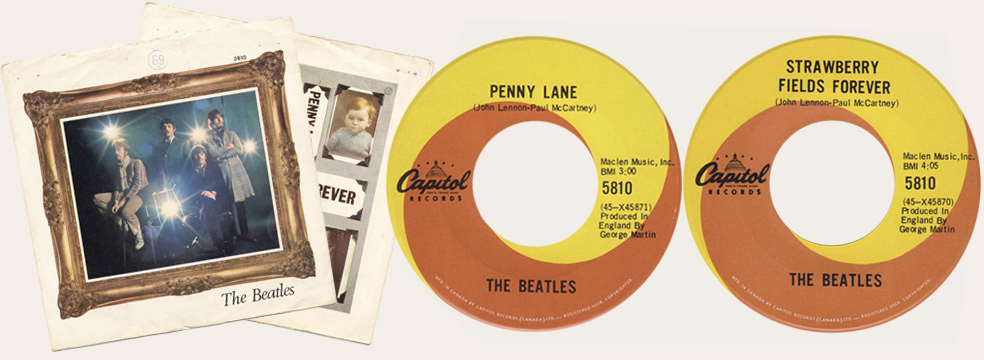 Penny Lane Canadian 45