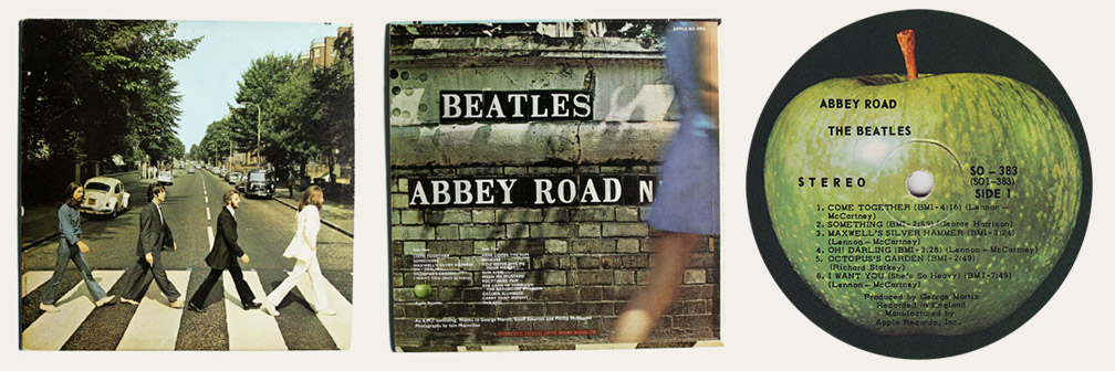 Abbey Road lp