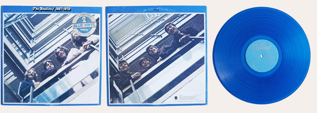 The Capitol 6000 Website Post 1970 Beatles Album