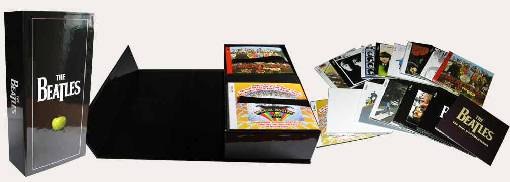 the beatles mono box